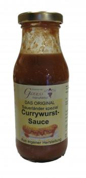 Sauerländer Currywurstsauce